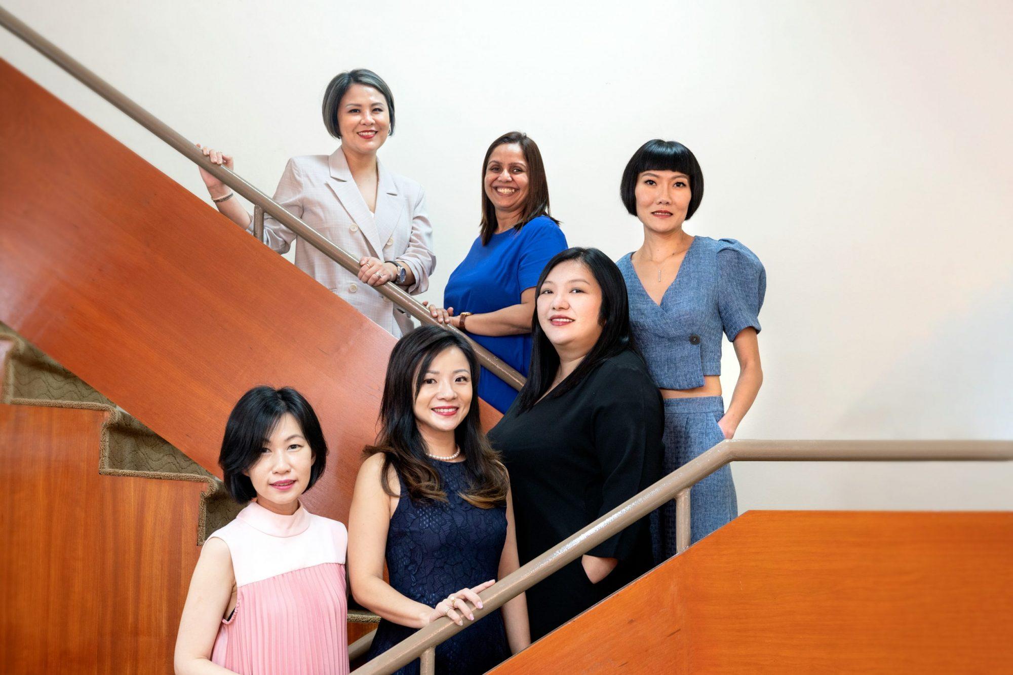 Group-Photo-APRW-staircase